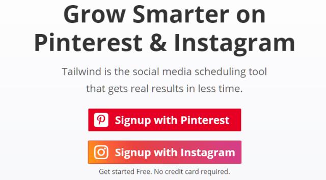 Tailwind Pinterest Tools