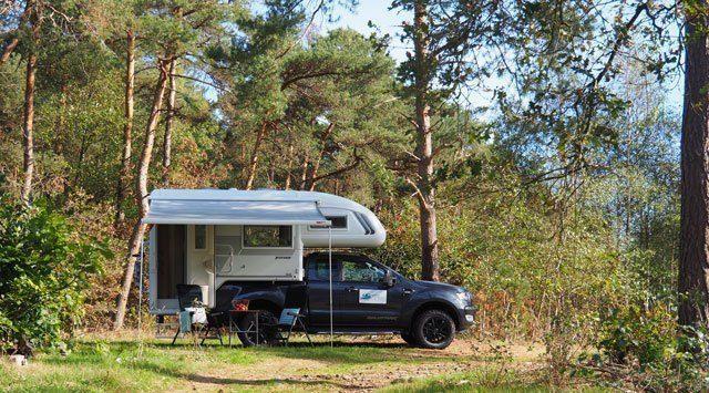 KAMPEERPRAAT  Dit worden de 10 kampeertrends van 2019
