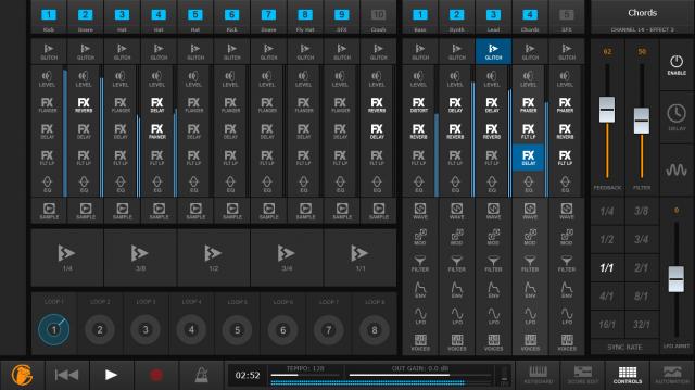 groove_mixer