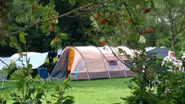 KLEINE CAMPINGS IN DE NATUUR KLEINE CAMPINGS LUXEMBURG  Campingtip: Natuurcamping Toodlermillen groene oase aan de rivier in Luxemburg