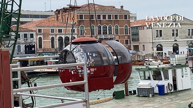 Venezia, addio Ovovia di Piazzale Roma, non ci mancherai