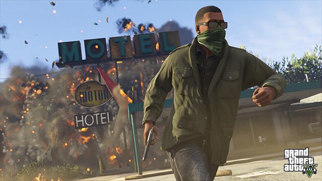 Rockstar Games gibt Release-Datum für PlayStation 4, Xbox One und PC bekannt 1