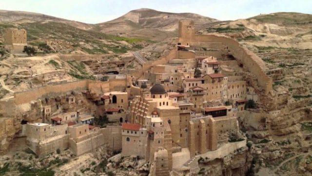 manastir svetog save osvecenog
