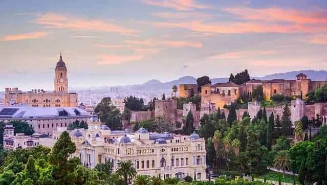 Study in Malaga