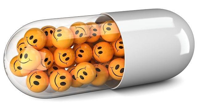 Die Wirksamkeit von Antidepressiva steigt mit der schwere der Depression an. Bei nur leichten depressiven Zuständen sollte darauf verzichtet werden.