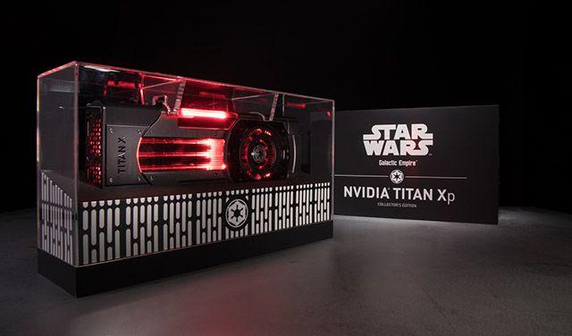 Nvidia Titan Xp Edição de Colecionador Star Wars
