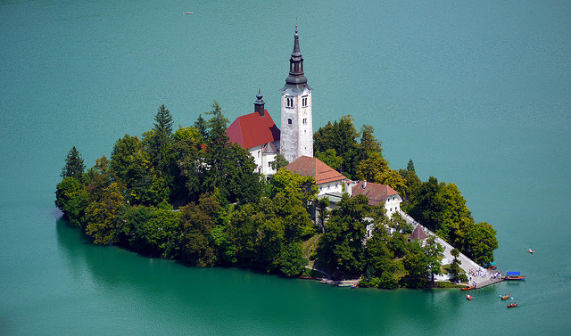 Lake Bled ~ Slovenia #dailyshoot