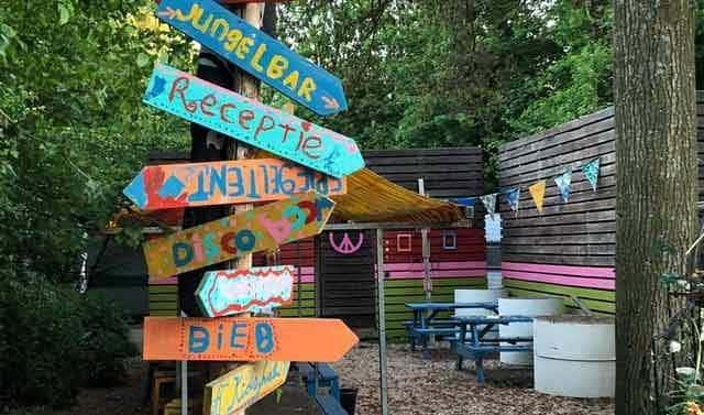 Nederland  Campingtip: Camping De Lievelinge Vuren