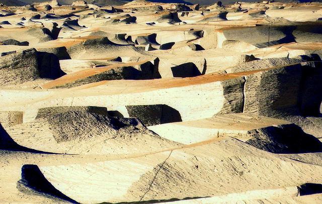 Olas de merengue quemadito, Campo de Piedra Pómez, Catamarca, Argentina