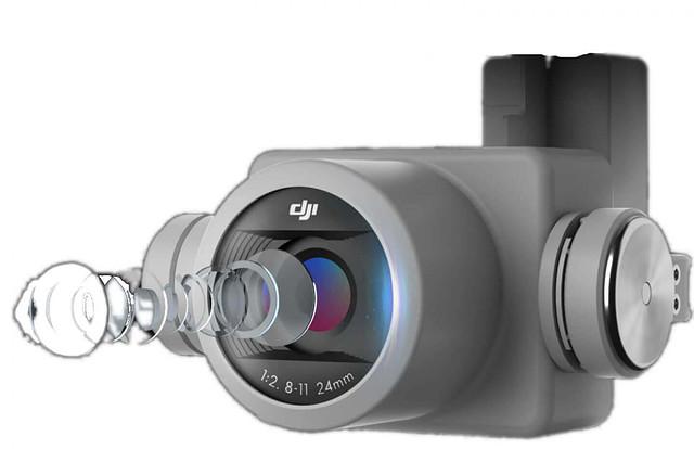 dron DJI Phantom 4 RTK Niesamowita kamera