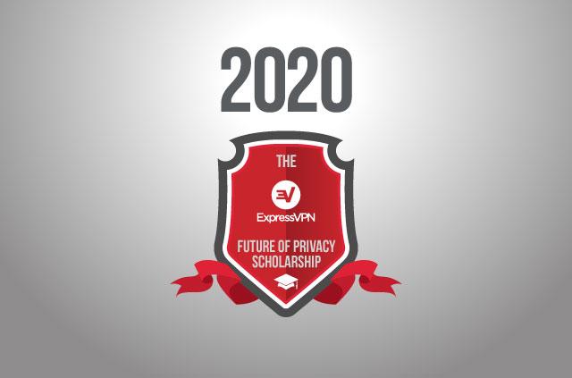 The ExpressVPN Future of Privacy Scholarship Logo 2020.