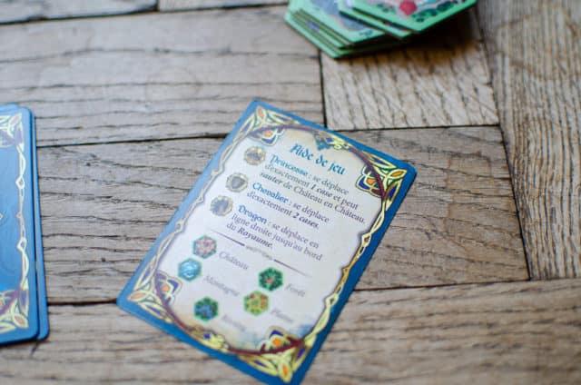 Carte du jeu Fairy Tile
