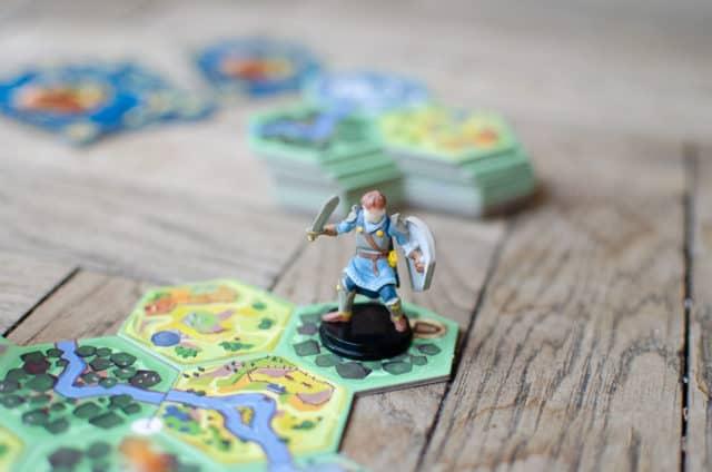 Fairy Tile jeu de société