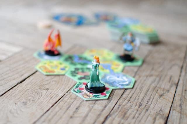 Princesse du jeu Fairy Tile