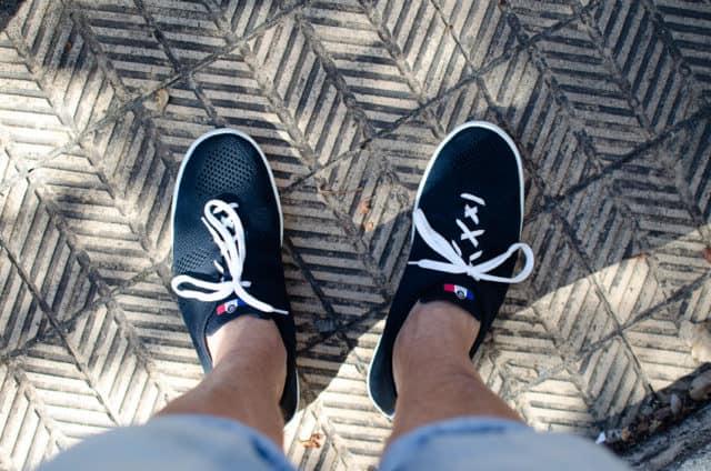 Ector la marque de sneakers française écoresponsable