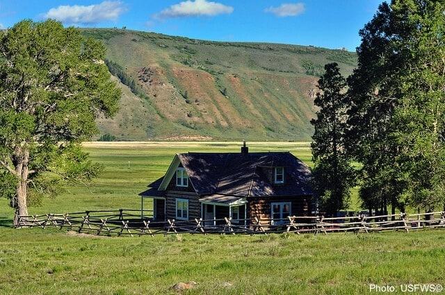 Miller Ranch at the Elf Refuge