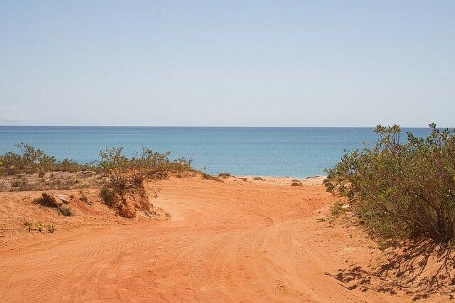 Koolijaman Beach The Kimberleys Australia