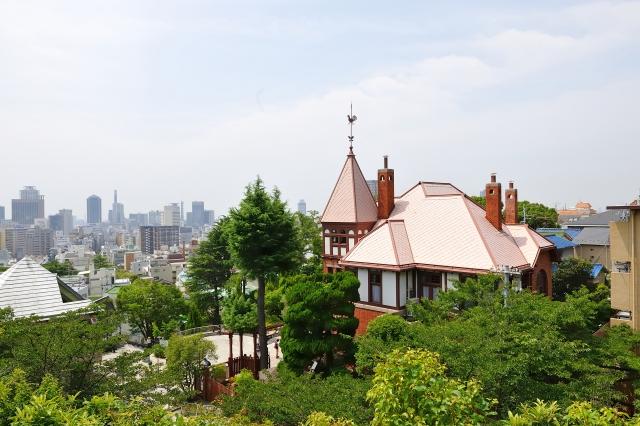 神戸 北野異人館 風見鶏の館