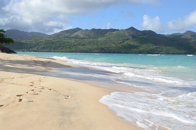Strandraub an der Dominikanischen Republik
