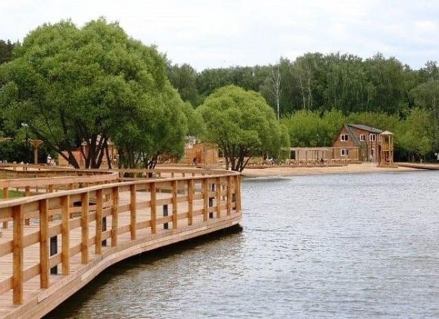 пляжный отдых в подмосковье Лучшие места для пляжного отдыха в пределах Подмосковья Mescherskoe