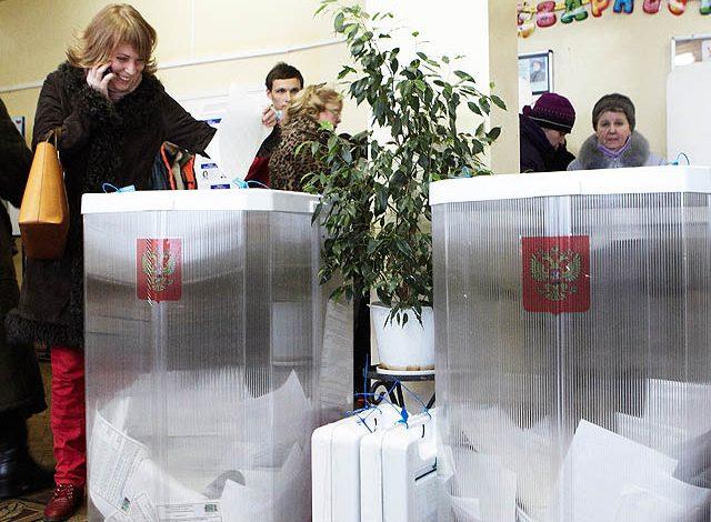 Այսօր Ռուսաստանում նախագահ են ընտրում