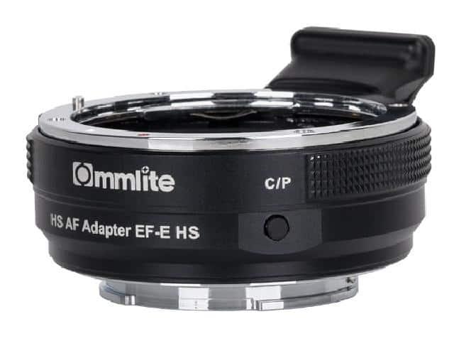 Nikon f mount adapter