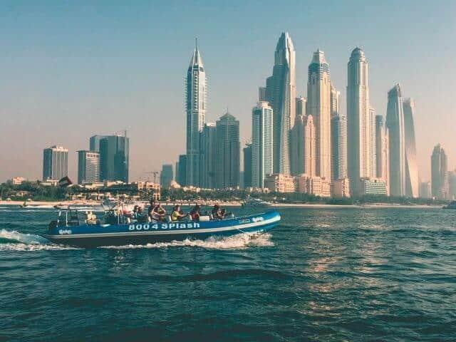 Go Splash Speedboat Tour Dubai