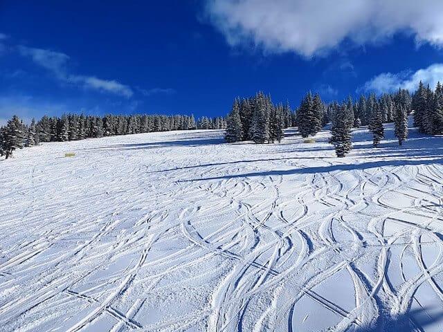 Vail Ski Fields