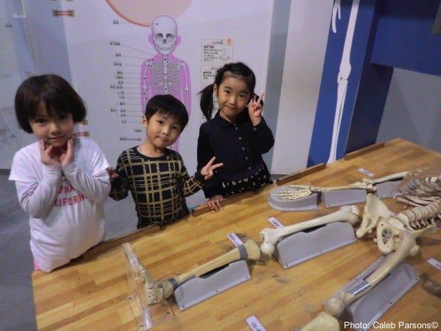 Kids plaza exploratorium, osaka, japan