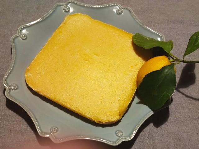 photo de Gâteau au citron à la stévia