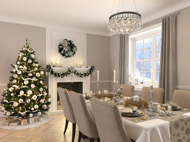 Decorate the Dining Room