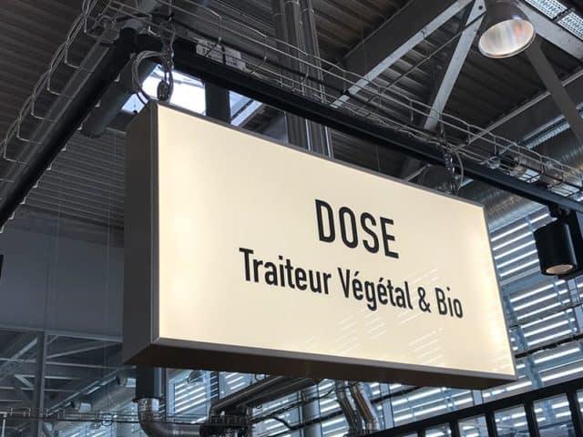 Dose Traiteur Végétal et Bio