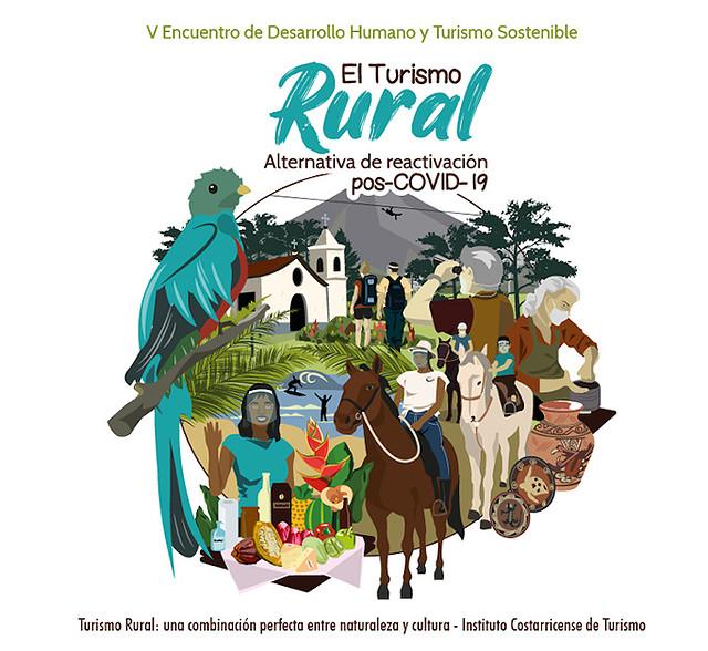 Anuncio del V Encuentro de Desarrollo Humano y Turismo Sostenible