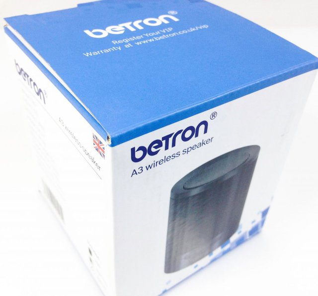 Betron A3 Bluetooth Speaker