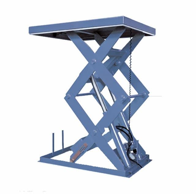Table élévatrice SL2 en position déployée