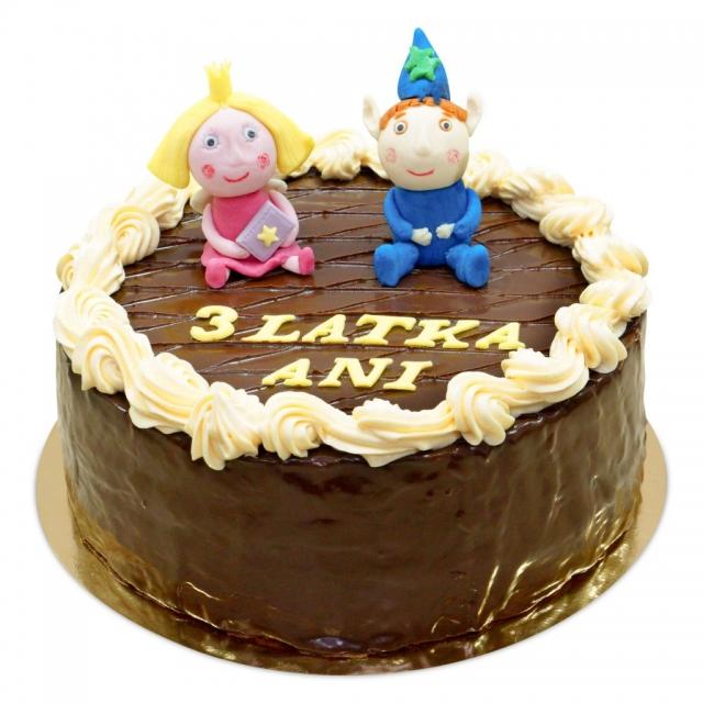 tort czekoladowy na urodziny