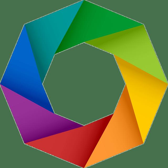 diseño personalizado con los colores de tu empresa