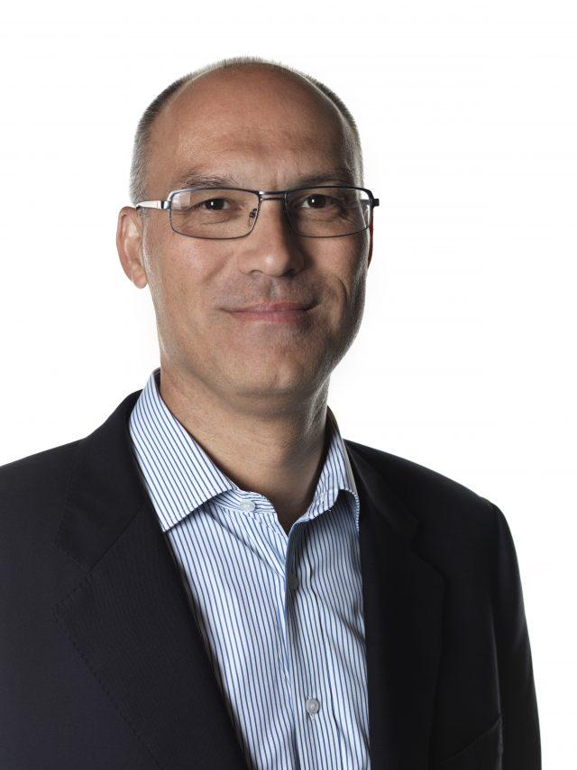 Johan Wibergh, Ericsson