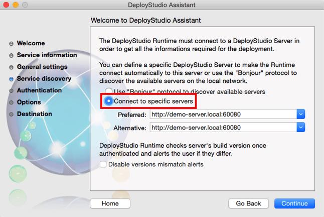 DS - 3 - server addresses