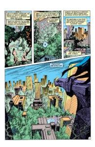 Swamp Thing Gotham Alan Moore Saga of the Swamp Thing