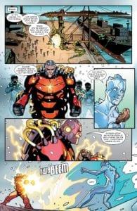 Iceman, X-Men, Marauders, Gerry Duggan, Matteo Lolli