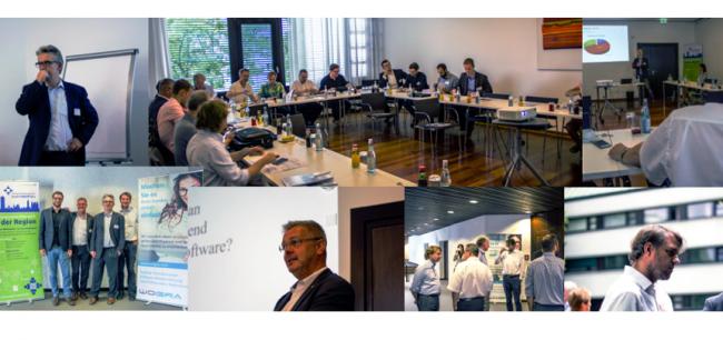 Das Forum zur Digitalisierung in Augsburg