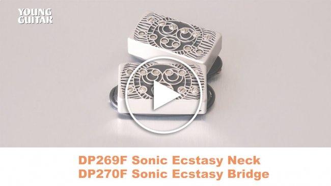DP269F Sonic Ecstasy Neck&DP270F Sonic Ecstasy Bridge