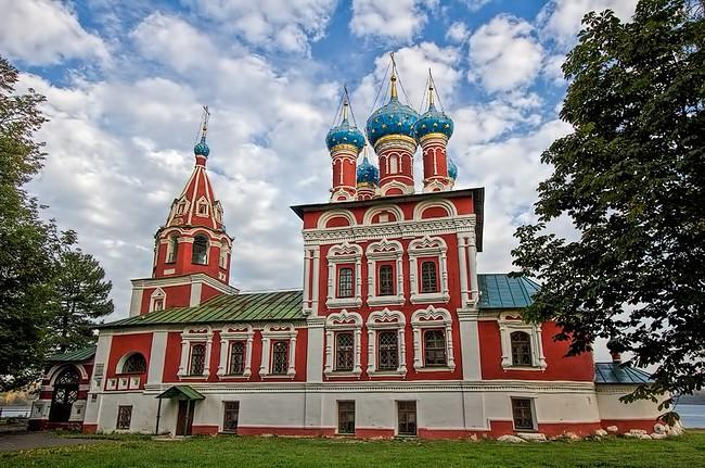 du lịch Nga tháng 11 2