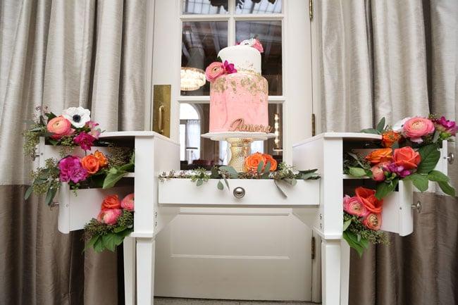 Floral Bridal Shower Brunch