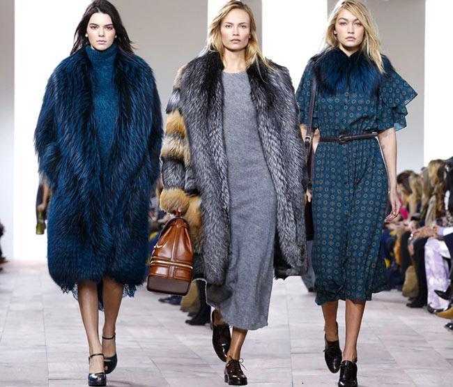 Модные тенденции в женской одежде зима