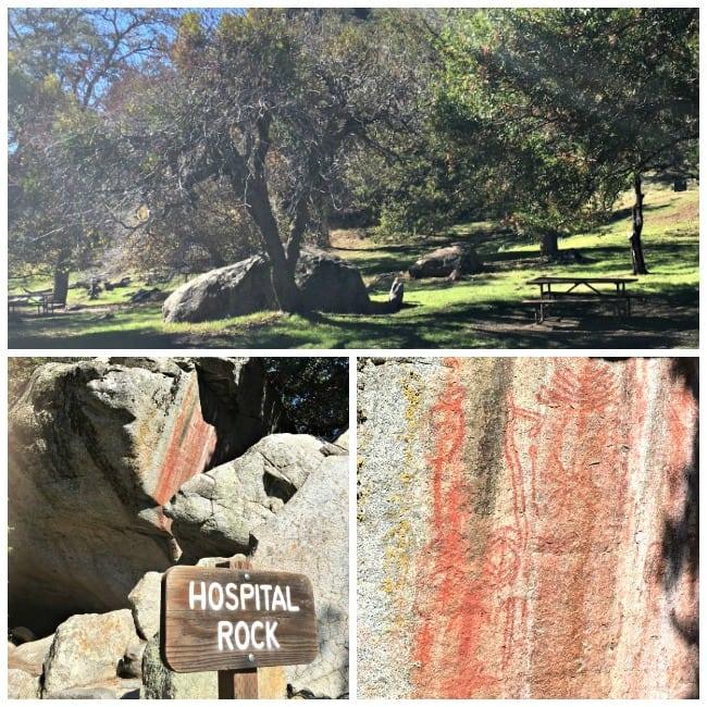hospital rock collage