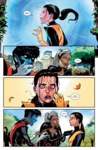 Kitty Pryde, Krakoa, Marauders, X-Men, Gerry Duggan