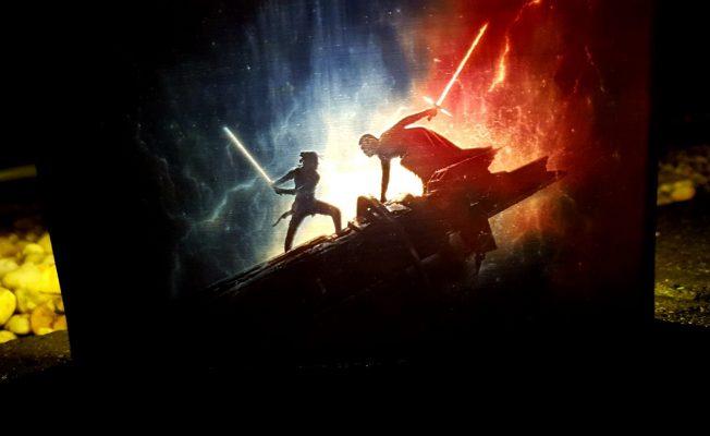 Star wars lithophane color