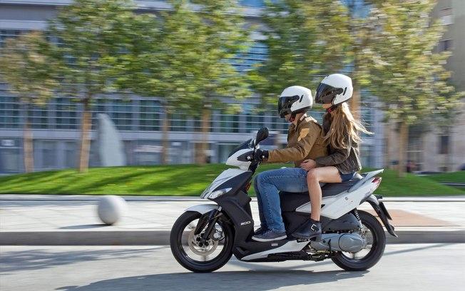 , Novo scooter Kymco Agility 200i chega às lojas  a partir de R$ 11.900, rtvcjs